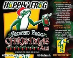 Merry Christmas From The Frog