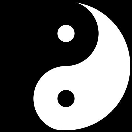 Figure 1: Taiji Symbol