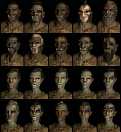 Orc Or Orsimer Race And Their Names In Skyrim The Elder Scrolls V