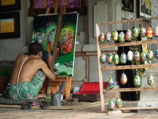 Bali Artist