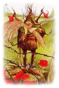 The Irish Pooka- Irish Mythological Creature