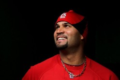 The Great Albert Pujols: St. Louis Cardinals 2001-2011.