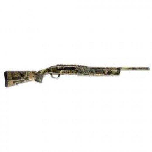 "Browning Maxus Rifled Deer Semi Automatic Shotgun 12 Gauge 22"" Rifled Barrel 3"" Chamber 4 Rounds Composite Stock Mossy Oak Break-Up Infinity Camo Finish"