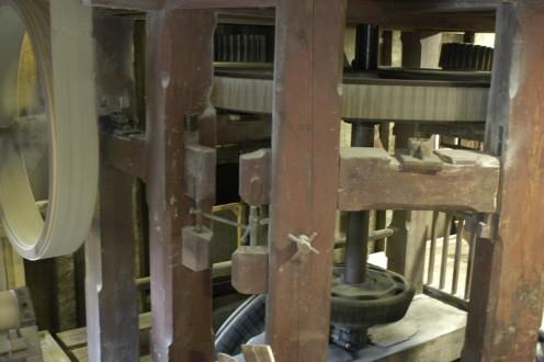 gears in the Banal mill