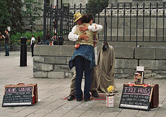 Hugger Busker from b*k Source: flickr.com