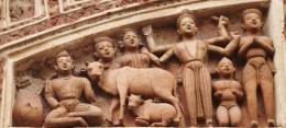 Terracotta figurines (From Krishna Leela)