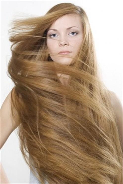 KEEPING LONG HAIR UNTANGLED!