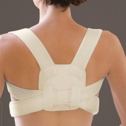 The most popular posture brace design