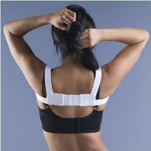 Shoulder posture straps