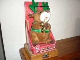 Reindeer Lumix