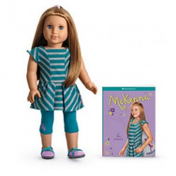 McKenna Brooks: American Girl of the Year 2012