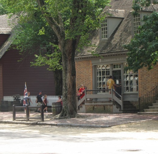 Tarpley & Company, Colonial Williamsburg