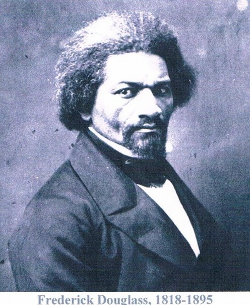 Abolitionist leader Frederick Douglass (b. Feb 1818) was born into slavery in Talbot County, Maryland. He became one of the most famous intellectuals of his time, advising presidents and lecturing to thousands.