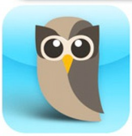 Hootsuite is a third party App that allows you to update the status of your social networks (Twitter, Facebook, etc.). Great for real-time engagement with your online communities