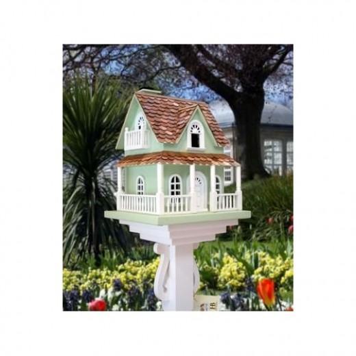 Enchanted Fairytale Cottage Outdoor Garden Birdhouse