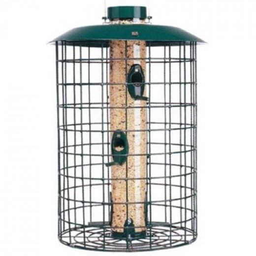 Duncraft 171 Squirrel Proof Selective Feeder