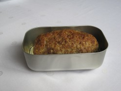 Meatloaf in the Pan