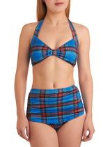 Retro 40s swimsuit on modcloth