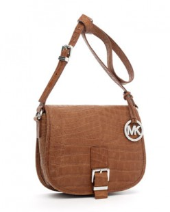 Сумка MICHAEL Michael Kors Medium Saddle Messenger Bag.