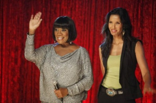 Patti and Padma