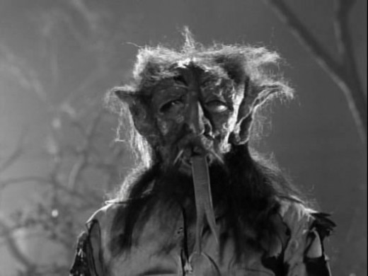 One of the Ugliest Movie Monsters of All Time