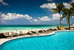 Marriott Beach Pool