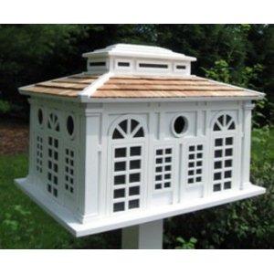 Home Bazaar HB-9040L Garden Pavilion Bird Large Bird House