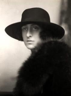 "Vita Sackville-West -- the woman who inspired Virginia to write ""Orlando: A Biography"""