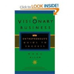 A Visionary Business - Book review