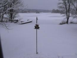 Winter in Noa Scotia