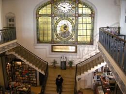 Interior of Puro Verso