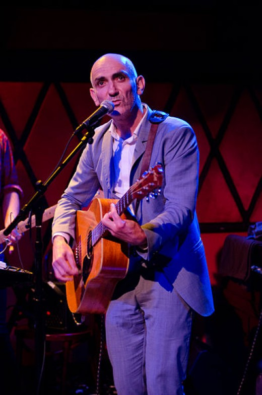 Paul Kelly, New York, 2011