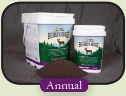 Big Buck Binge Deer Food Plot Mix