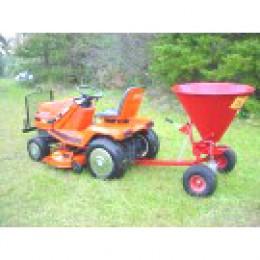 ATV-Garden Tractor Seeder