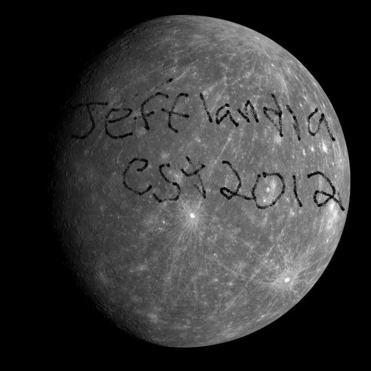 Jefflandia, formerly known as Mercury.