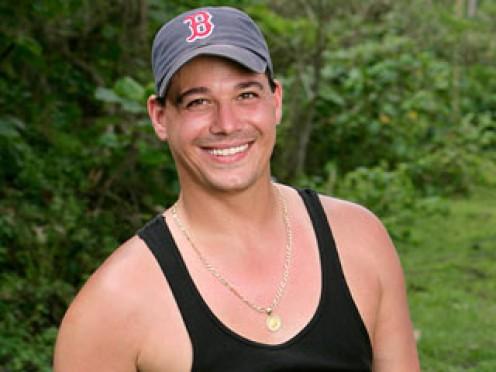 """Rob Mariano (aka """"Boston Rob"""")"""
