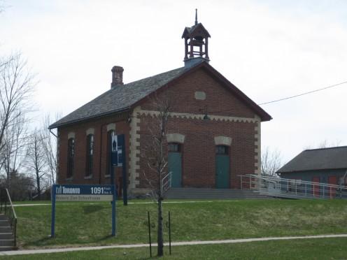 Zion Schoolhouse, Toronto