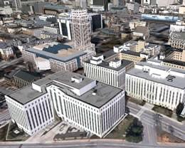 Screenshot from Virtual Earth 3D