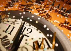 Ringing in the New Year: Lucky '13!