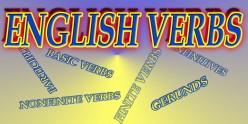Study English Online, Verb Tense