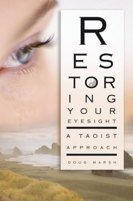 Hey, the eye test thing actually says something! I guess it's some book. I'm not entirely sure, I just got it from Google Images by typing in Eyesight. ... We don't ask questions, we just work here...