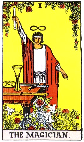 The Tarot Magician