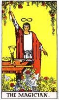 The Tarot Magician