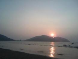 Spectacular Sun Set