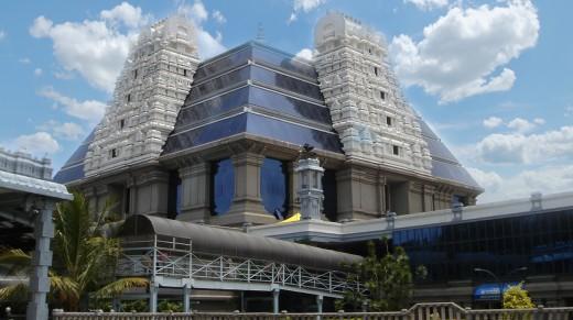 SRI RADHAKRISHNA ISKCON TEMPLE, Bangalore