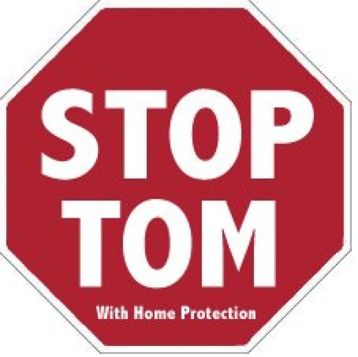 Image: Stop Tom with Home Protection