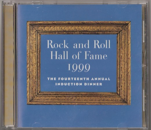 Rock and Roll Hall of Fame CD-Front