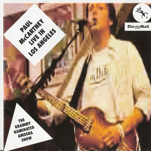 Paul McCartney -Live In Los Angeles CD