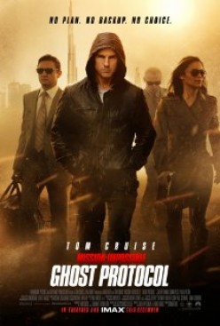 Mission Impossible Ghost Protocol - A Movie Review