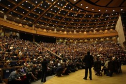 This looks like a great venue for a speaker.